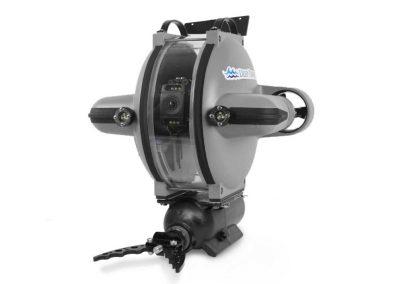 Drone sous-marin pour inspection video