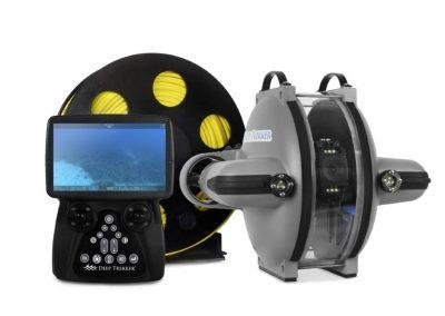 Drone sous-marin pour inspection de réservoir d'eau